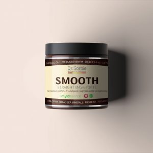 Smooth Straight Mask Forte