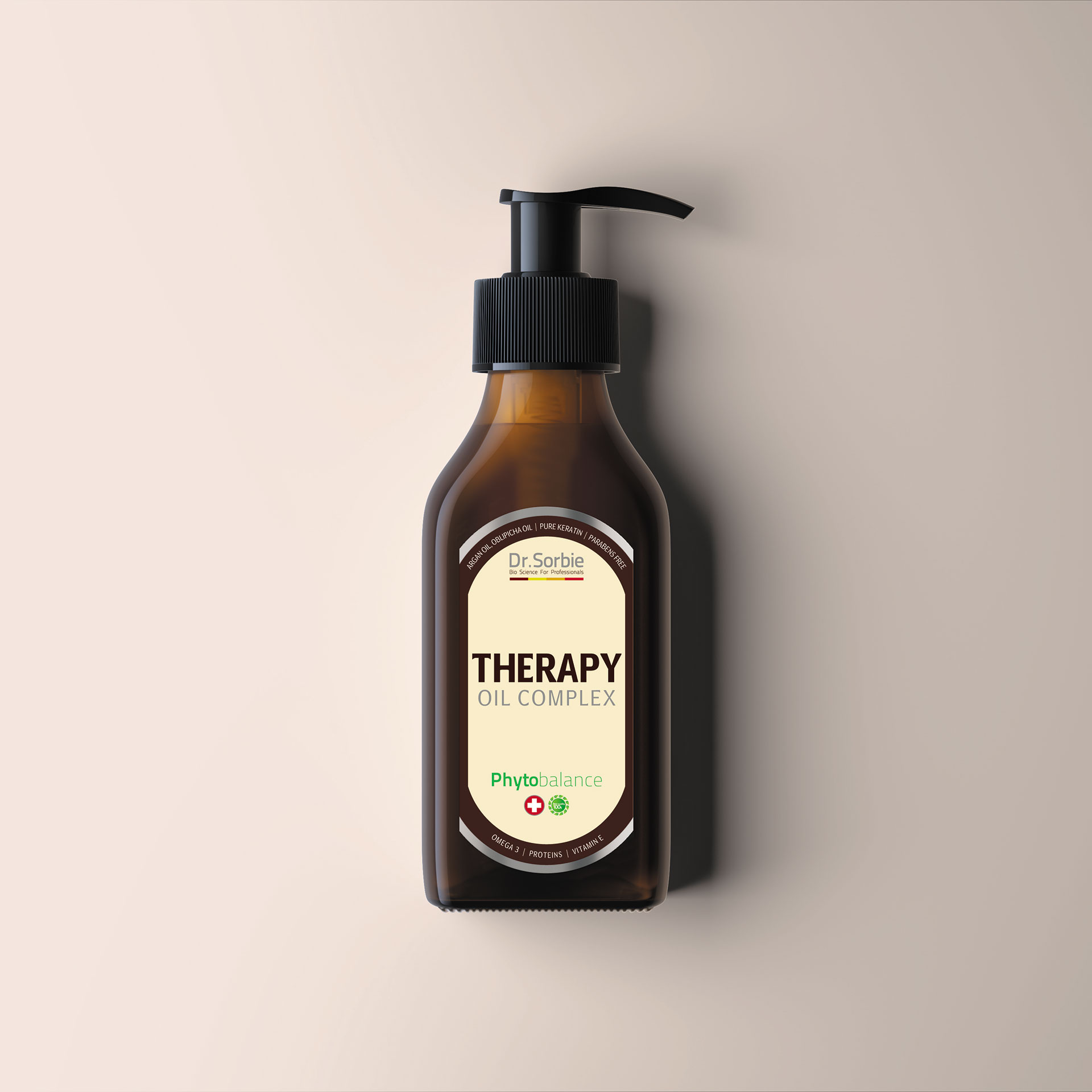 Therapy Oil Complex by Dr. Sorbie