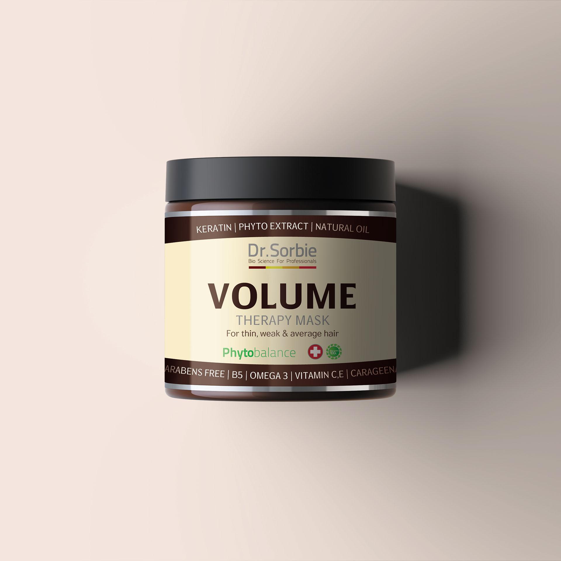 Volume-Mask by Dr. Sorbie