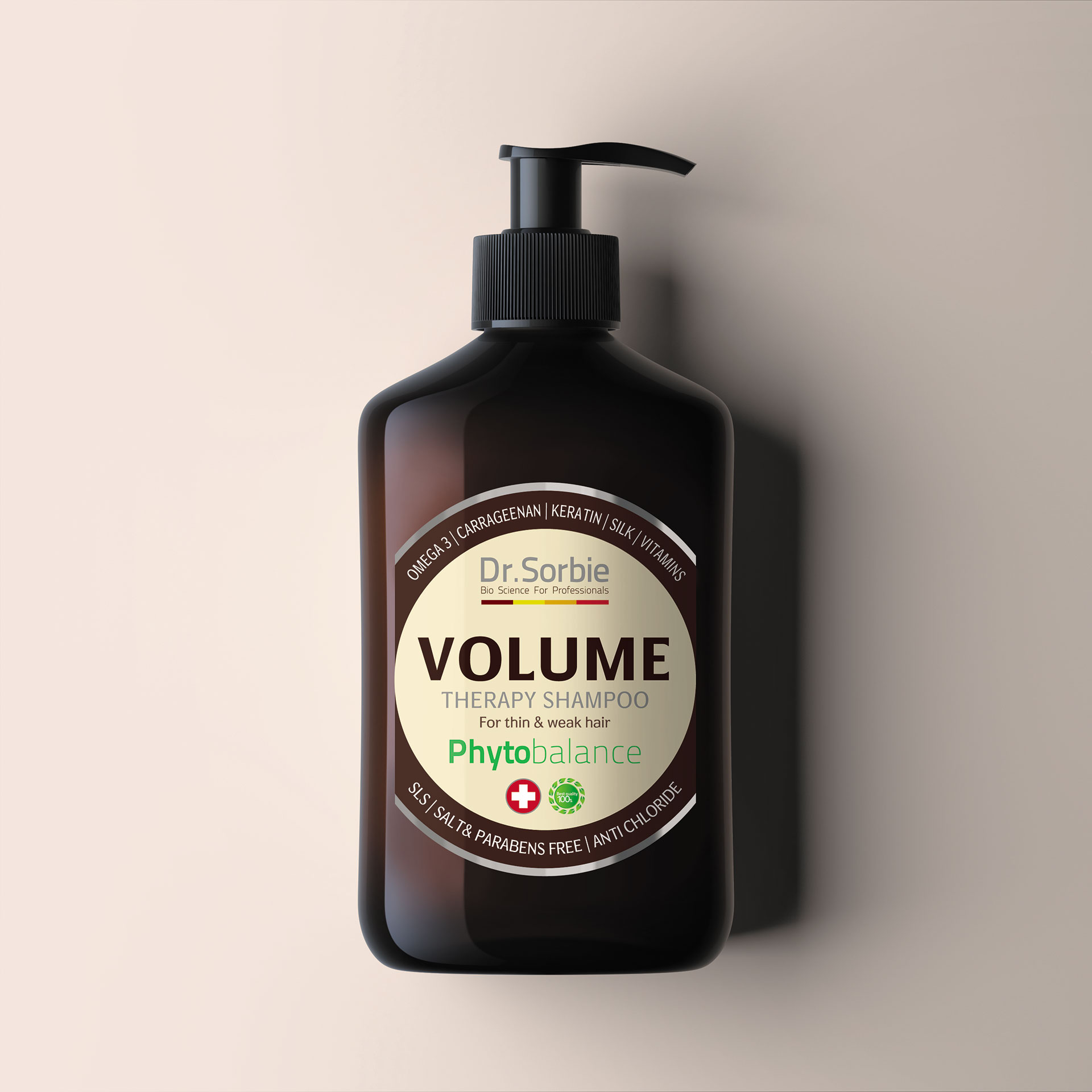 Volume Therapy Shampoo by DR. Sorbie